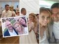 FOTO Ďalšia svadba v politických kruhoch: Hovorkyňa Richarda Sulíka si so ženíchom povedala svoje áno