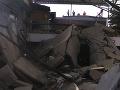 Tragédia v Číne: Pri páde budovy s reštauráciou zahynulo najmenej 17 ľudí