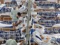 KORONAVÍRUS Brazília prekonala hranicu päť miliónov prípadov infekcie