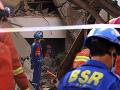 FOTO V Číne sa zrútila budova reštaurácie: Z miesta hlásia desiatky obetí