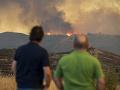 Lesný požiar v Andalúzii ničí prírodu, evakuovali zhruba 2400 ľudí