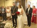 Práve teraz: PRVÉ FOTO Herec a režisér Andy Kraus sa druhýkrát oženil... Pozrite na tú krásnu nevestu!