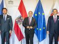Kollár sa dohodol so svojimi náprotivkami: Hranice kvôli KORONAVÍRUSU s Českom a Rakúskom nezavrieme