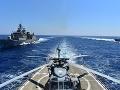 Napäté vzťahy medzi USA a Čínou: Vojenská loď pri Taiwane, Spojené štáty opäť provokujú