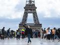 V Paríži vyhlásia najvyšší stupeň výstrahy pre šírenie KORONAVÍRUSU