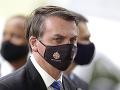 Bolsonaro kritizoval Bidena a označil ho za prezidentského kandidáta