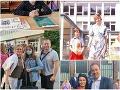 Politici vyprevádzajú deti do nového školského roku: Niektorí vytiahli staré FOTO zo svojich prvých dní