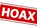 HOAX: Na fotografii s