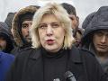 Mijatovičová z Rady Európy o kauze Kuciak: Je ešte čo robiť, aby sa zaistila spravodlivosť