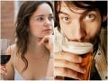 Vedci skúmali milióny žien a mužov, ktorí pravidelne pili víno či pivo: Výsledky sú zarážajúce