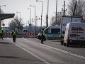 FOTO Hranice plné kamiónov, do Maďarska je prechod zložitý: Kontroly zapríčinili veľké zápchy