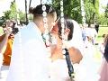 Cigánikovej veľký deň sprevádzali slzy aj smiech! VIDEO Dojímavé vyznanie ženíchovi