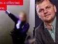 Policajtka hajlovala, zatiaľ čo
