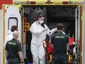 KORONAVÍRUS Británia hlási desivý rekordný denný počet obetí nákazy