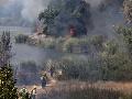 Také teplo tu ešte nebolo: V Kalifornii, sužovanej lesnými požiarmi, zaznamenali rekord