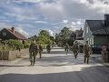 Švédsko posilnilo vojenskú prítomnosť na ostrove Gotland: Obavy z Ruska a situácie v Bielorusku