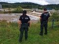 Ani na tretí deň sa vodáka na Hrone nepodarilo nájsť: Pri pátraní nasadili aj dron