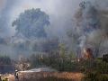 Kalifornia zaznamenala smutný rekord: Požiare už zasiahli plochu vyše 8000 kilometrov štvorcových