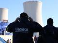 PRÁVE TERAZ Kukláči v areáli jadrovej elektrárne: FOTO Akcia NAKA v Mochovciach sa týka závažného podvodu