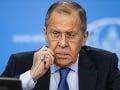 Rusko je pripravené pomôcť znížiť napätie vo východnom Stredomorí, tvrdí Lavrov