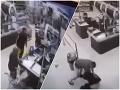 V komárňanskom obchode lietali päste! VIDEO surovej bitky: Muž zaútočil na predavačku a zákazníkov