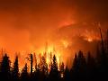 Hrozivé požiare v USA: V Kalifornii zahynuli tri osoby, v Oregone zničil oheň päť obcí