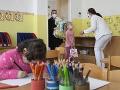 Materské školy budú v prevádzke: Mestá ich otvárajú pre deti rodičov z prvej línie