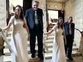 Tragédia na svadbe: Sympatická nevesta si splnila životný sen a zomrela