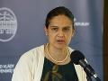 Ministerka spravodlivosti Kolíková: Navrhnem, aby sa pomer hlasovania sudcov zverejňoval