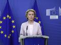 Von der Leyenová predstavila nový pakt o migrácii a azyle pre EÚ