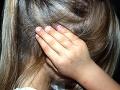 Muž znásilnil 8-ročné dievča: Svoj zverský čin zverejnil na internete