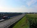 Vodiči, pozor! Oprava dilatácií mostov spôsobí obmedzenie dopravy na R1 pri Nitre