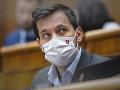 Šeliga sa opäť pustil do ĽSNS: Na poslancov podal podnet pre nenosenie rúšok v pléne