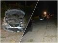 Tragédia pri Rimavskej Sobote: FOTO Vodič po náraze (†42) vypadol z rotujúceho auta, jeho synček volal o pomoc