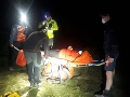FOTO Horskí záchranári opäť v akcii: Pomáhali zranenej českej turistke v sedle Medzirozsutce