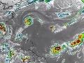 FOTO Vedci v nemom úžase, toto sa stalo len druhýkrát v histórii: Päť tropických cyklón naraz!
