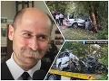 FOTO Desivá skutočnosť po nehode pri Leviciach: V aute smrti sedel duchovný! Nemal šancu prežiť
