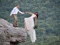 Novomanželia vyrazili dych svojimi svadobnými FOTO: Keď sa ale dozviete pravdu