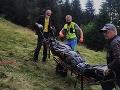 Smutné správy z Nízkych Tatier! Smrť Slováka pri známom vodopáde, pomoc záchranárov bola márna