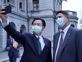 Čína spustila manévre v blízkosti Taiwanu, kde aktuálne rokuje predstaviteľ USA