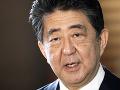 Bývalý japonský premiér Šinzó