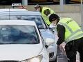AKTUÁLNE Policajné kontroly na hraniciach s Českom: Zákaz neplatí len pre vodičov, hrozba pokút
