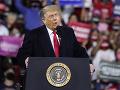 Trump prisľúbil nominovať na uvoľnený post sudcu Najvyššieho súdu ženu