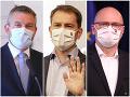 Najnovší PRIESKUM volebných preferencií: Až päť politických strán je tesne nad priepasťou