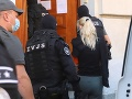 Jankovská zostáva vo väzbe: Sudca jej predĺžil lehotu väzby do 11. marca budúceho roka