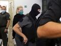 Monika Jankovská po desiatich dňoch hladovky.