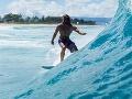 FOTO Pri surfovaní prišiel o dosku: Našiel ju po dvoch rokoch, neuveríte kde