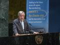 Generálny tajomník OSN António