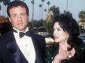 Sylvester Stallone prišiel o svoju milovanú mamu, Jackie Stallone.