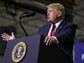 Trump kritizoval Čínu za pandémiu a znečisťovanie